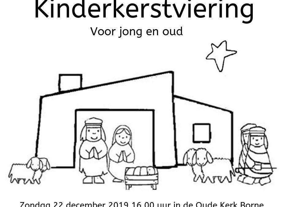 Kinderkerstfeest voor jong en oud