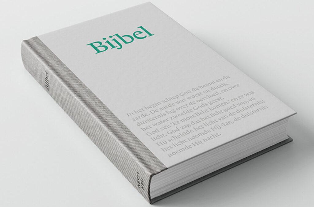 Nieuwe Bijbelvertaling 2021