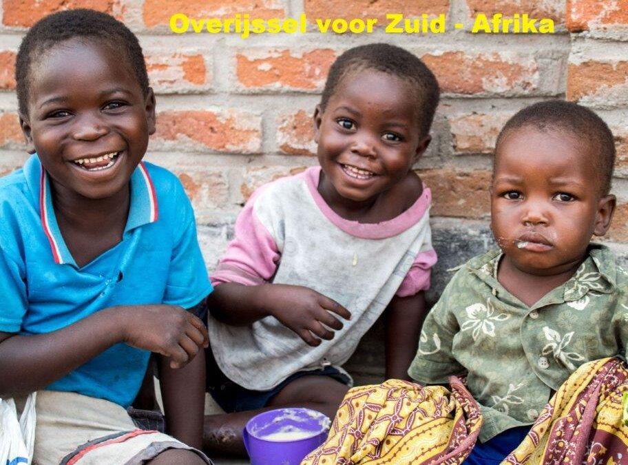 Nieuw doel collectebussen kerk: Zuid-Afrika