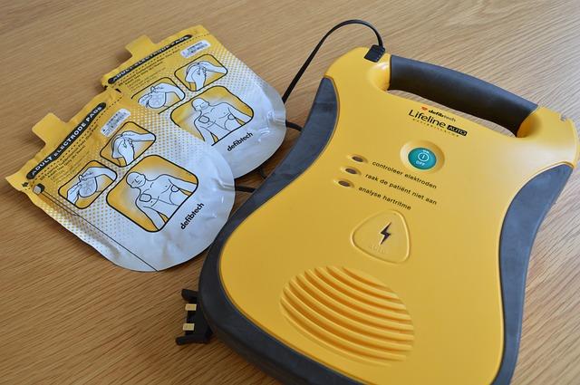 AED bij de Potkaamp