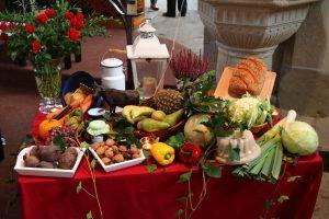 Welke oogst verzamelt u voor 4 november?
