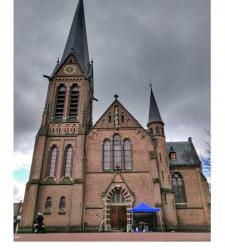 Ontmoetingsbijeenkomst in Stephanuskerk en Stefanshof